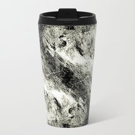 Natural Abstraction Travel Mug