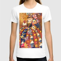 carnival T-shirts featuring carnival by Elena Trupak