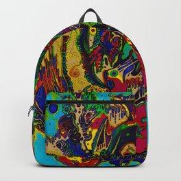 Frail (in color) Backpack