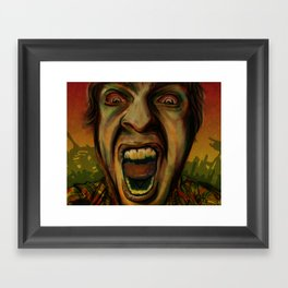 We hungry Framed Art Print