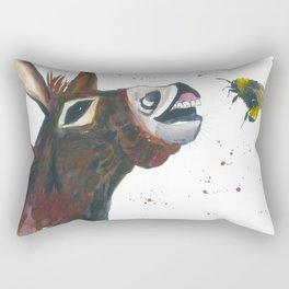 You Silly Old Ass Rectangular Pillow