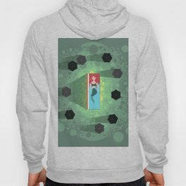 Mermaid Funeral Hoody