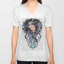 Salvage Beauty Unisex V-Neck