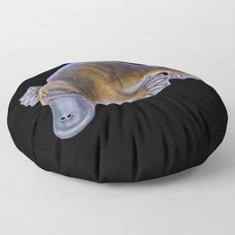 Platypus Floor Pillow
