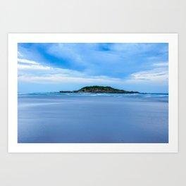 Stormy Coffs Harbour Art Print