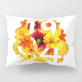 Flower 1994 Pillow Sham