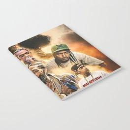 Nipsey Hussle Poster Notebook