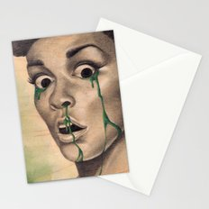 Electric Lady Stationery Cards