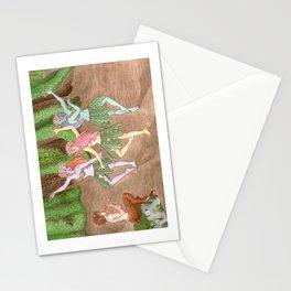 Dryads - Let's Dance Stationery Cards