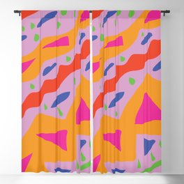 Funky Blackout Curtain