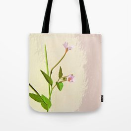 Broad leaf Willow herb Tote Bag