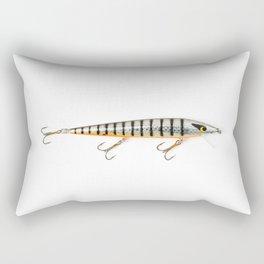 Fishing Tackle 28 Rectangular Pillow