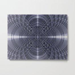 Metallic Light Metal Print