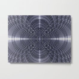 Metallic Light Metal Print