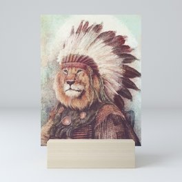 Chief Mini Art Print