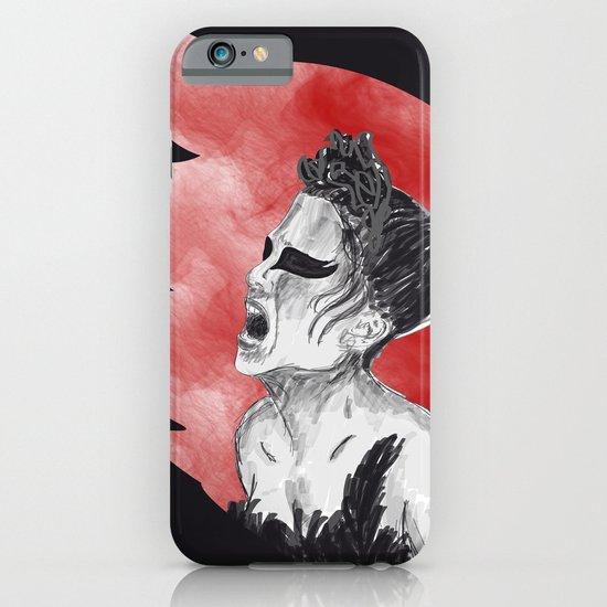 Black Swan III iPhone & iPod Case