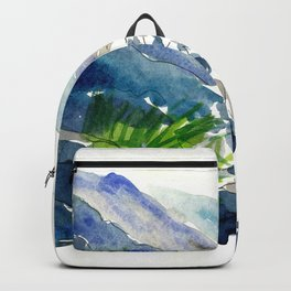 Charco Azul Gran Canary Coast Backpack