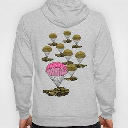 Tank Parachute Hoody
