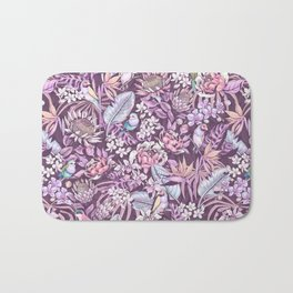 Stand out! (soft pastel) Bath Mat