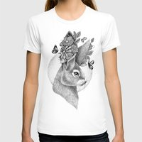 hare T-shirts featuring HARE by Thiago Bianchini