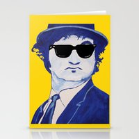 snl Stationery Cards featuring Jake Blues 1 by Rachcox