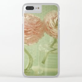 Coupling Clear iPhone Case