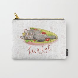 Taco Cat - Mas queso por favor Carry-All Pouch