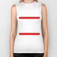 fitness Biker Tanks featuring Fitness by anto harjo