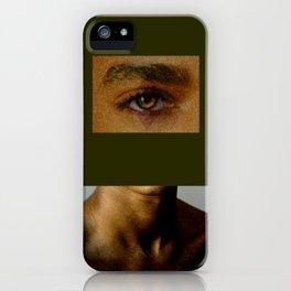 Dysmorphic iPhone Case