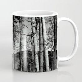 Hills and trees Coffee Mug