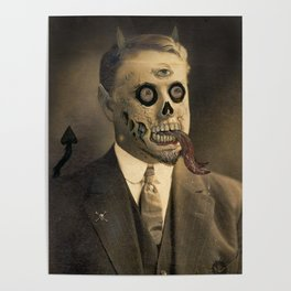 Satan Poster