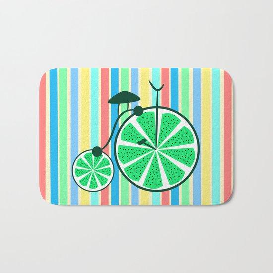 Kiwi ride Bath Mat