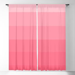 Sensitive Pink - Color Therapy Blackout Curtain