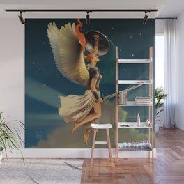 GUARDIAN ANGEL Wall Mural
