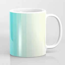 Blue Buffer Coffee Mug