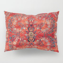 Sarouk Arak West Persian Carpet Pillow Sham