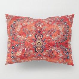 Sarouk Arak West Persian Carpet Print Pillow Sham