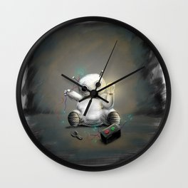 March of Robots: Day 2 Wall Clock