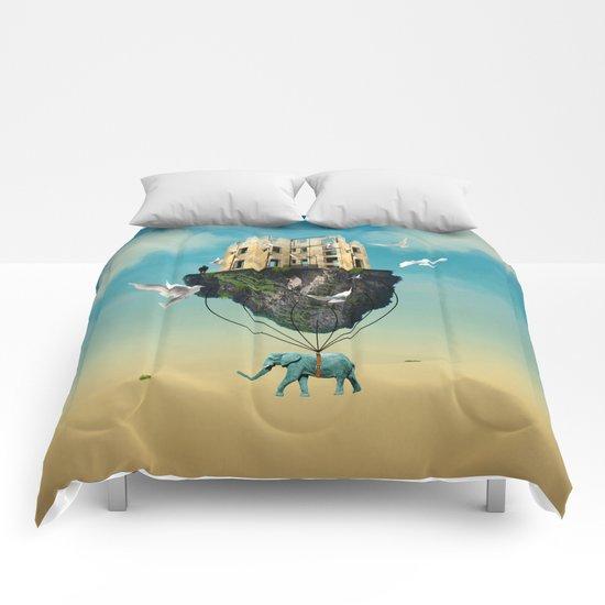 the elephant  Comforters