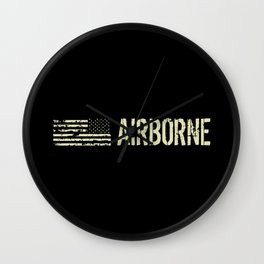 Black Flag: Airborne Wall Clock