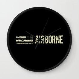 Black Flag: Airborne Wall Clock