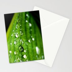 Teardrops Stationery Cards