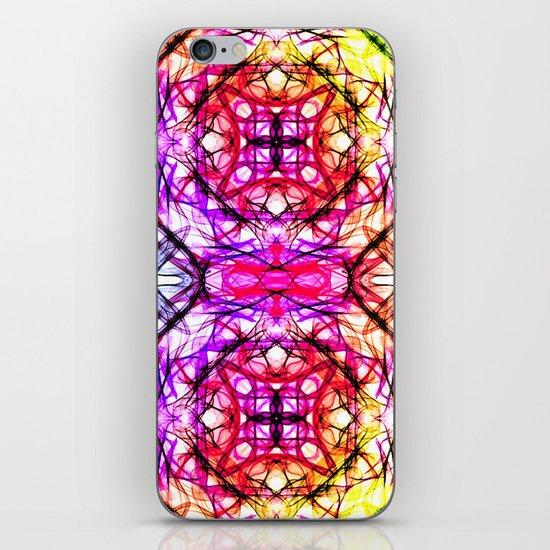 MANDALA ZINE II iPhone & iPod Skin