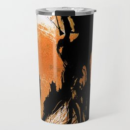 Hungry Fox Travel Mug