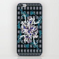 Oriental Flower iPhone & iPod Skin
