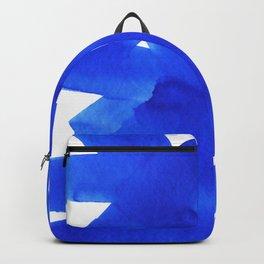 Superwatercolor Blue Backpack