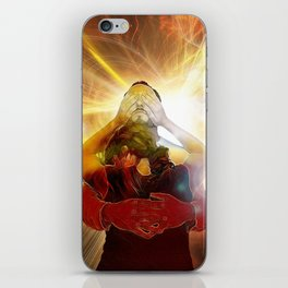 The Bars of Orion iPhone Skin