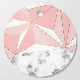 Marble & Geometry 042 Cutting Board