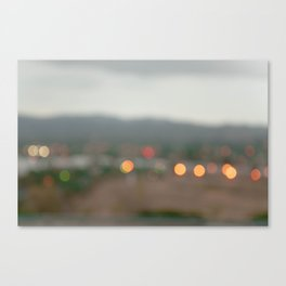 Simi Valley Outlook Canvas Print