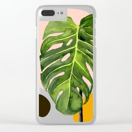 Sunny Clear iPhone Case